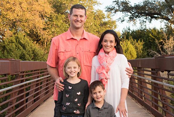 dr.barron & family