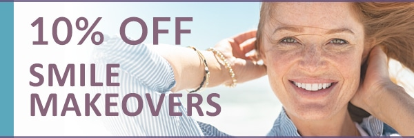 10% off Smile Makeover